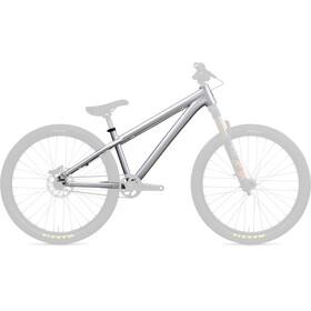 Santa Cruz Jackal 4.1 Cadre de vélo, silver